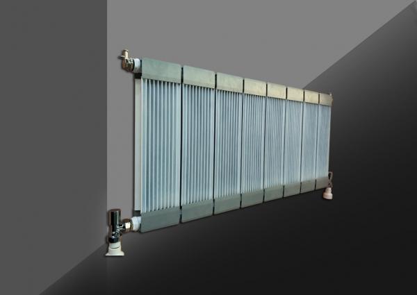 不同的房间有不同的散热器安装位置