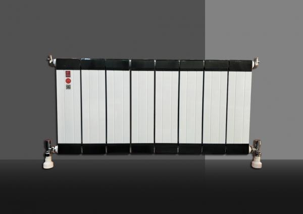 购买的精装修房子如何安装个散热器