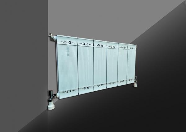 铜铝复合散热器试压方法