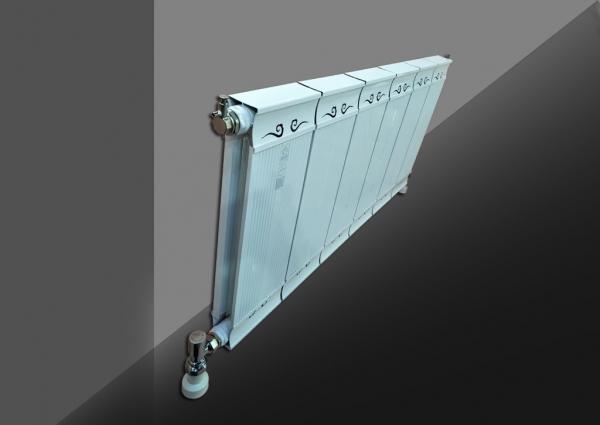 钢铝复合散热器的日常注意事项
