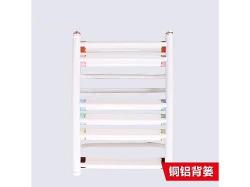 背篓铜铝复合散热器