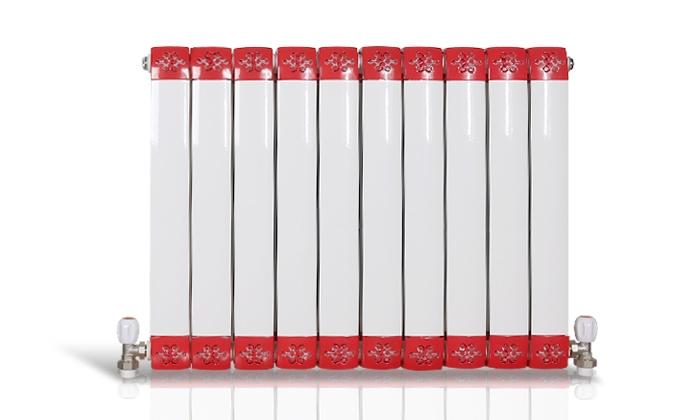 包头铜铝复合散热器价格